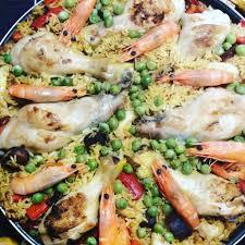 cuisiner une paella paella la cuisine de nat