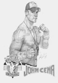 randy orton recent look pencil drawing this also took 4 5 hours