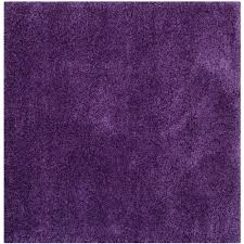 Square Shag Rug Safavieh Milan Shag Purple 7 Ft X 7 Ft Square Area Rug Sg180
