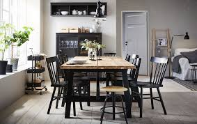 black and white dining room ideas dining room furniture ideas ikea