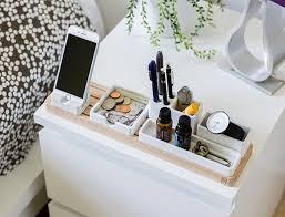 Modular Desk Organizer Gather A Completely Customizable Modular Desk Organizer Design Swan
