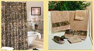 Realtree Shower Curtain Licensed Realtree Max 4 Camo Shower Curtain Towel