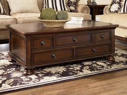 Wood Coffee Table With Storage Excellent Square Coffee Tables With Storage Pictures Decoration