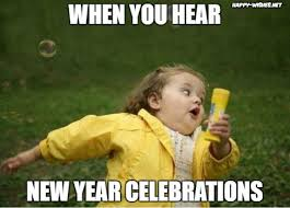 Funny New Year Meme - happy new year memes best collections of funny memes 2018 happy