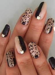 leopard print nail designs forward animal print nail art