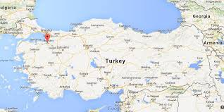 Ottoman Empire Capital Few Billion Tons Shale Gas Reserve Found In Turkey S Bursa