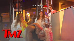 blac chyna judges twerking contest in atlantic city tmz youtube
