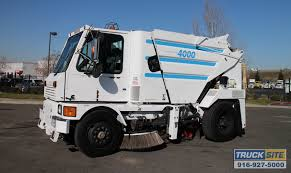 2005 johnston 4000 mechanical broom street sweeper for sale youtube