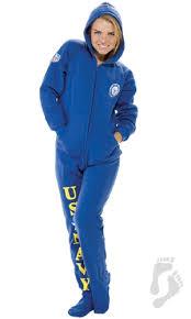 u s navy hoodie footed pjs u s navy hoodie footed