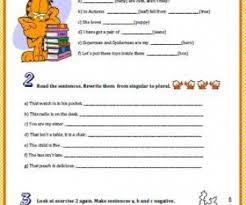 Plural Nouns Worksheets Nouns Worksheet