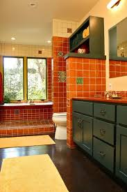 Mexican Tile Bathroom Designs Mexican Tile Designs Bathroom Southwestern With Red Tile