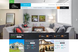 Real Estate Bootstrap Template by 40 Best Real Estate Wordpress Themes For Agencies Realtors And