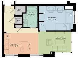 Metropolitan Condo Floor Plan Bedroom Bungalow House Floor Plans Designs Single Story Solitaire