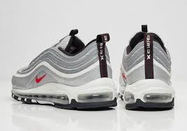 nike air silver where to buy nike air max 97 silver bullet sneakernews com