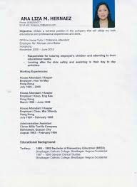 Resume Spelling Accent Nanny Resume Objective Free Resume Example And Writing Download