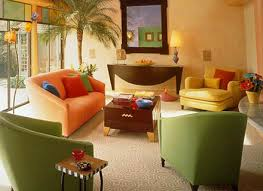Great Family Room Colors Can Be A One Dominant Color Or - Great family rooms