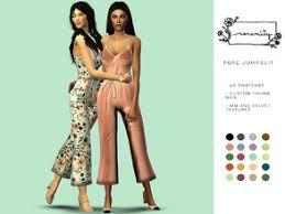 shabby chic sims 4 female clothing