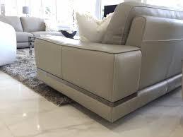 Bellini Leather Sofa Matteo Italian Leather Modern Sofa Contemporary Sofa