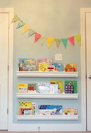How To Make A Sling Bookcase Best 25 Gutter Bookshelf Ideas On Pinterest Rain Gutter Shelves