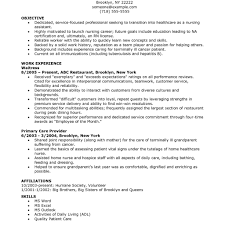 nursing resumes templates registered resume template free practitioner curriculum vitae