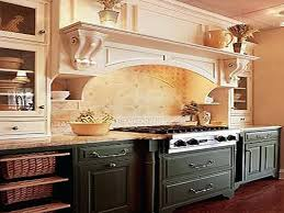 Two Tone Kitchen Cabinet Doors Two Color Kitchen Cabinets Renovate Your Design Of Home With