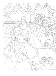 13 best cinderella coloring pages images on pinterest kids