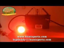 hog hunting lights for feeder hoglight deer feeder led hog light feederlight solar wild boar