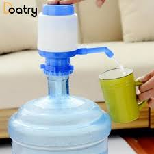 5 Gallon Water Bottle With Faucet Aliexpress Com Buy 5 Gallon Bottled Water Drinking Ideal Hand