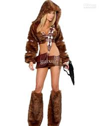 Viking Halloween Costume Women Wholesale Women U0027s Animal Costume Sci Fi Furry Costume H39227