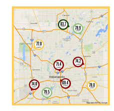 Fort Wayne Zip Code Map by Savi U2013 Worlds Apart Gaps In Life Expectancy In The Indianapolis