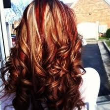 light brown hair color with blonde highlights highlights and lowlights for medium hair