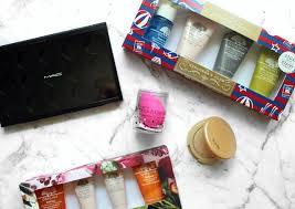 shop and box usa haul skincare and makeup