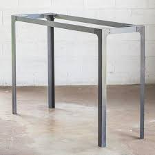 Industrial Bar Table Industrial Bar Table Legs Bold Mfg Supply