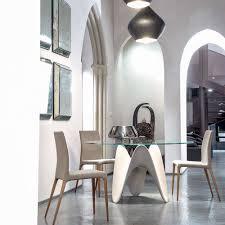 Esszimmertisch Mit Marmorplatte Runde Esstische Mit Pfiff Die Wohn Galerie