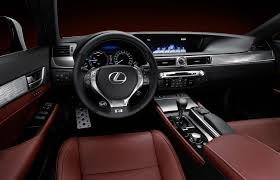 lexus sports car gs car lexus gs 450h f sport information