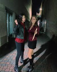 Buffy Costume Halloween Friend Couples Costume Faith