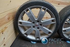 maserati quattroporte wheels set of 4 sport gt wheel u0026 tire nh1116 maserati quattroporte m139