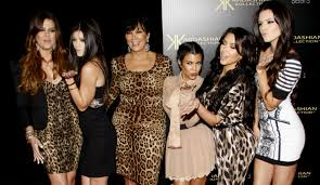 kardashian christmas cards looking back at some of kris jenner u0027s