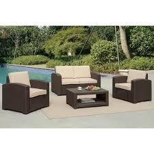 4pcs Simple Style Sofa Set Pcs Outdoor Set 434