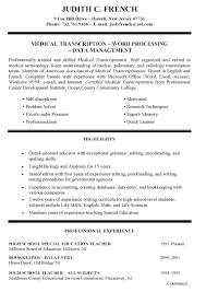 Medical Interpreter Resume Interpreter Resume Sample Free Resume Example And Writing Download
