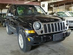 2006 black jeep liberty 1j4gl58k66w231378 2006 black jeep liberty on sale in co denver