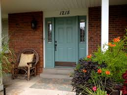 Benjamin Moore Historical Colors by My New Painted Door Mill Springs Blue By Benjiman Moore Doors
