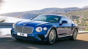 old bentley continental 2018 bentley continental gt revealed the world u0027s most luxurious