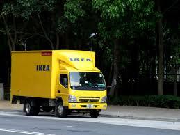 truck mitsubishi canter file ikea mitsubishi fuso canter delivery truck jpg wikimedia