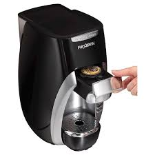 Hamilton Beach FlexBrew Single Serve Coffee Maker Black Tar