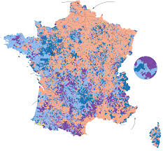 Marseilles France Map How The Election Split France The New York Times