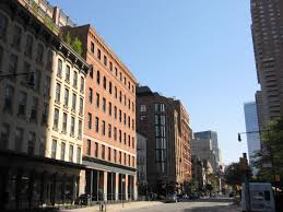 take a walking tour of tribeca