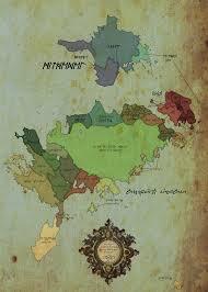 Fantasy Map Fantasy Map No 1 By Laiqua Lasse On Deviantart