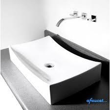 european style porcelain ceramic countertop bathroom vessel sink