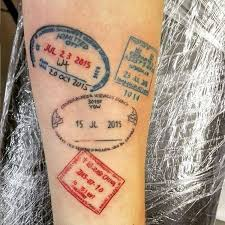 Tattoo Themes Ideas Top 25 Best Travel Tattoos Ideas On Pinterest Traveler Tattoo